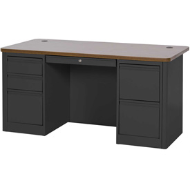 Sandusky - Teachers Heavy-Duty Steel Desks