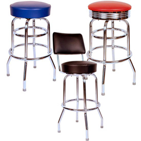 Richardson Seating - Classic Restaurant Bar Stools