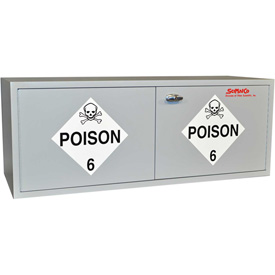 SciMatCo Metal-Free Plywood Poison Cabinets