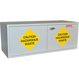 SciMatCo Metal-Free Plywood Hazardous Waste Cabinets