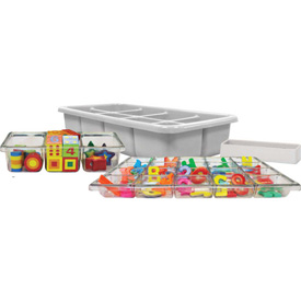 Shirley K's Storage and Compartment Supplies Trays
