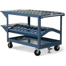 Strong Hold® Tool & Die Cart