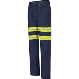 Red Kap® Enhanced Visibility Men's Relaxed Fit Jean
