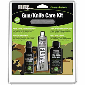 Gun and Knife Care Accessories