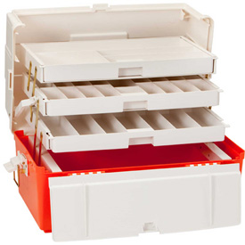 Plano Molding Medical Trauma Box