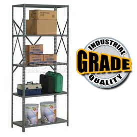 Global Steel Shelving - 20 Gauge - 73