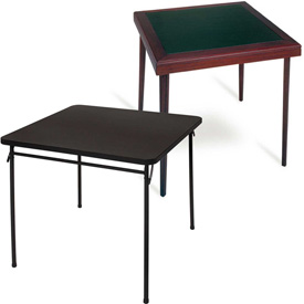 Cosco® - Steel & Wood Folding Tables