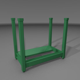 Steel King - Steel Coil Racks