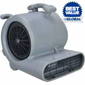 Global™ 3/4HP Floor Dryer, Blower