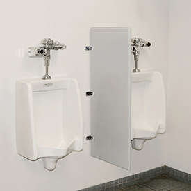 Metpar Steel Wall Mounted Urinal Screens