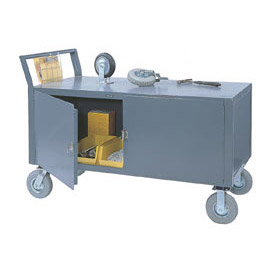 Jamco Security Service Cart RX236 36x24 1200 Lb. Capacity