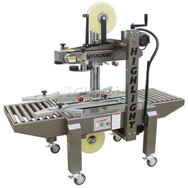 Belt Drive and L-Clip Case Sealers