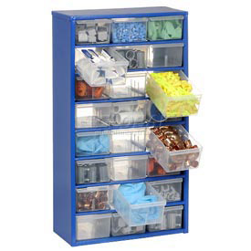 Plastic Drawer Cabinet With Steel Frame