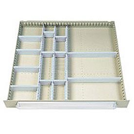 Lyon Modular Drawer Unit Divider Kit NF240P45 - 16 Compartment