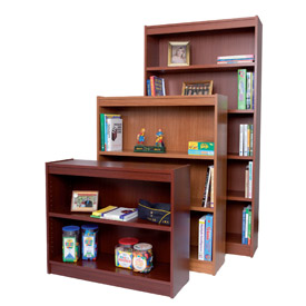 Laminate Bookcases With 1