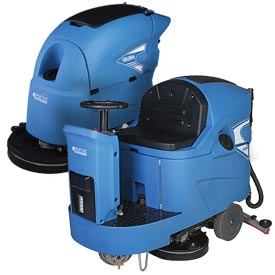 Global™ Automatic Floor Scrubbers