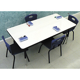 Allied -  Markerboard Activity Tables with Standard & Juvenile Height