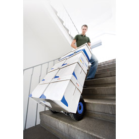 Wesco® Liftkar® SAL Series Powered Stair Climbing Appliance Trucks