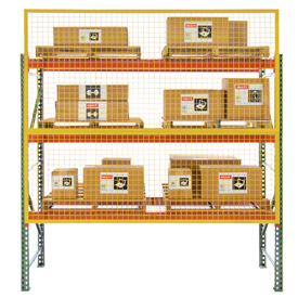 Pallet Rack - Wire Mesh Guards