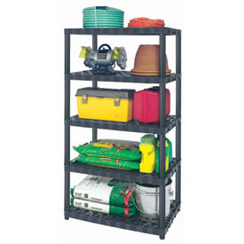 Plano - Plastic Shelving - Interlocking