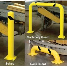 Steel Safety Guards And Bollards