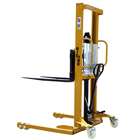 Hand Pump Operated Lift Trucks