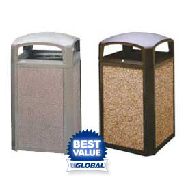Rubbermaid Landmark Series® Classic Containers