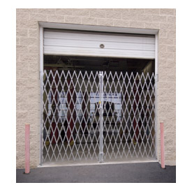 Illinois Engineered Products Folding Dock Security Gates