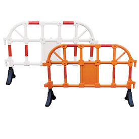 Plastic Handrail Barriers