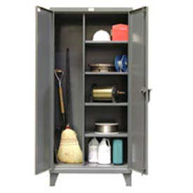 Strong Hold® Heavy Duty Maintence Storage Cabinets