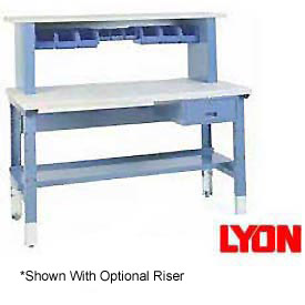 Lyon® Premium Grade Adjustable Height Workbenches