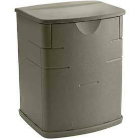 Rubbermaid Outdoor Mini Deck Box
