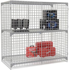 Security Cage Accessory Shelf