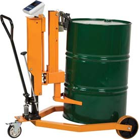 Vestil Portable Ergonomic Drum Lift Trucks