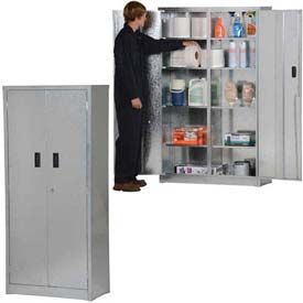 Galvanized Storage Cabinets