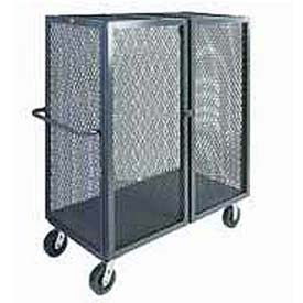 Jamco Clearview Steel Mesh Security Trucks