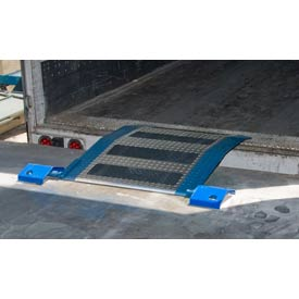 Bluff® Spring-Loaded Aluminum Dock Plates
