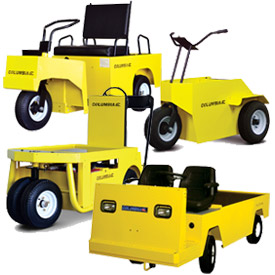 Columbia ParCar® Commercial & Industrial Vehicles