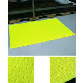 High Visibility PVC Sponge Anti-Fatigue Safety Mats