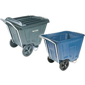 Akro-Mils® Low-Profile Plastic Tilt Carts