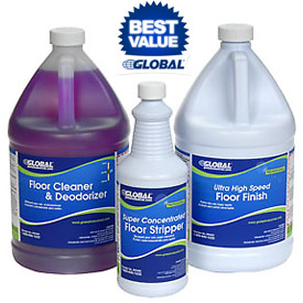 Global™ Floor Cleaners
