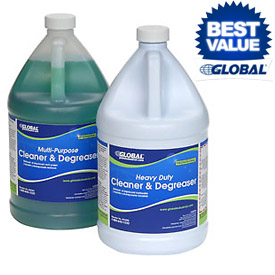 Global® Multi-Purpose Cleaners & Degreasers