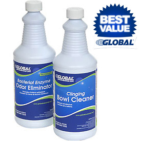 Global Industrial™ Bathroom Cleaners