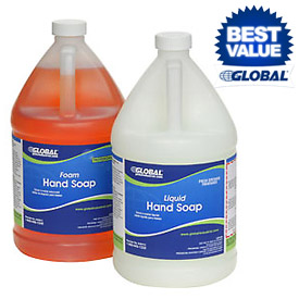 Global Industrial® Hand Soaps
