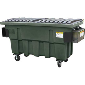 Otto Plastic Front Load Dumpsters