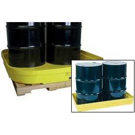 Drum & Tank Spill Containment Basins