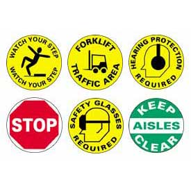 Non-Skid Safety Floor Signs