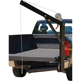 Vestil Pickup Truck Hitch Crane