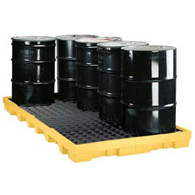 Eagle 1688 8 Drum Spill Containment Platform