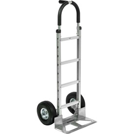 Global Aluminum Hand Truck - Pin Handle - Pneumatic Wheels